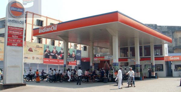 IOCL Petrol Pump-Mumbai