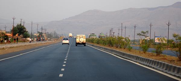 NH3- Mumbai - Nasik Highway