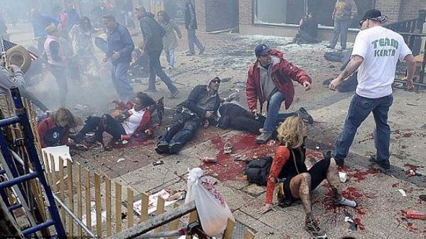 Boston attack