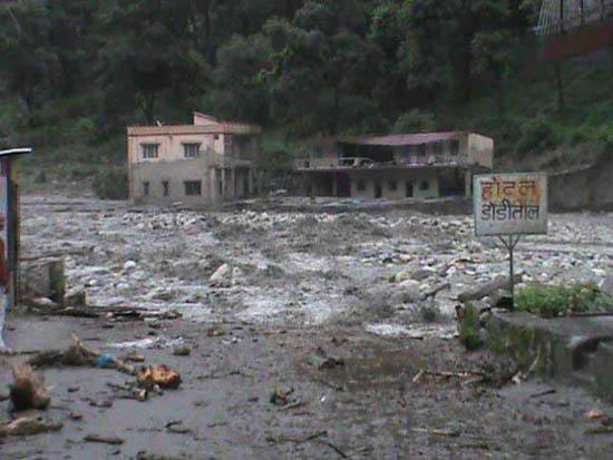 Uttarkahnd floods