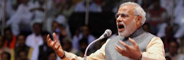 Angry Modi